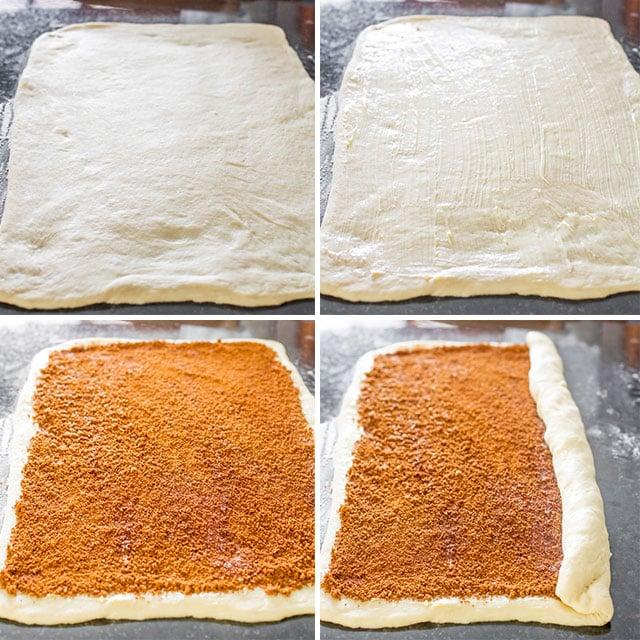 cinnabon cinnamon rolls