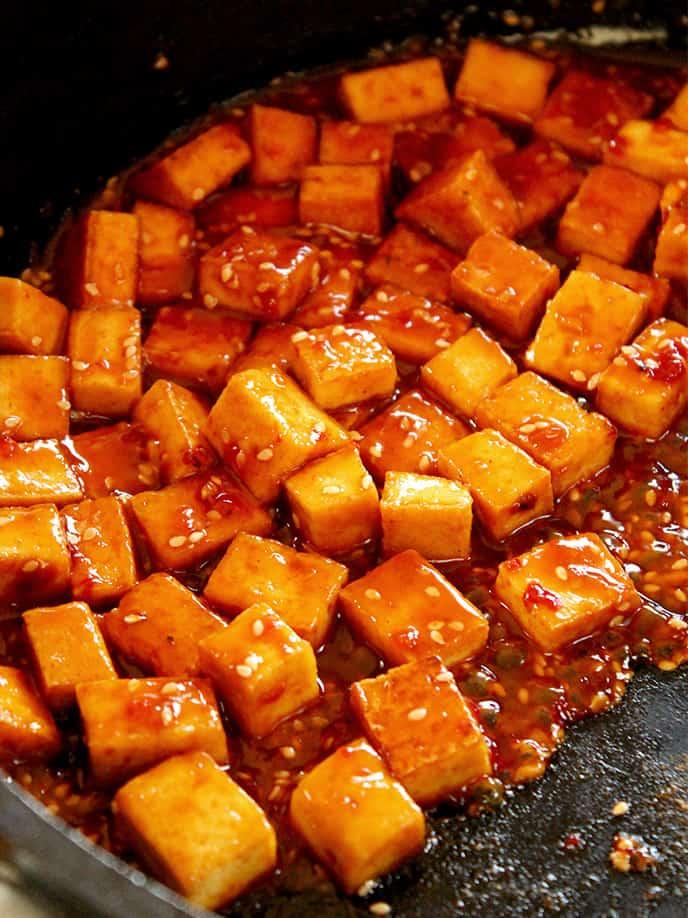 thickening sauce