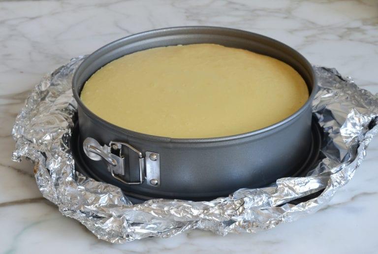 ready cheesecake